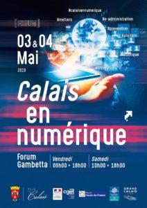 Image Calais en numérique