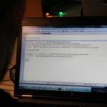 Quelques lignes de code