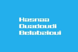 Hasnaa Ouadoudi Belabzioui
