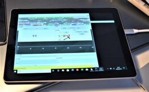 Programmation de Néo sur tablette