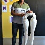 Hamza et les jambes de Néo